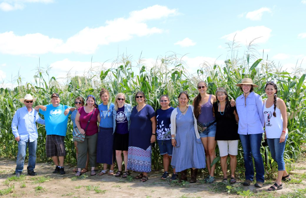 August 2018 Update from the Indigenous Seed Keepers Network