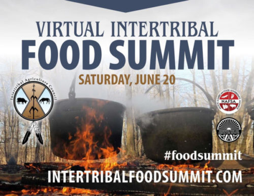 NAFSA Intertribal Food Summit Native Food Alliance